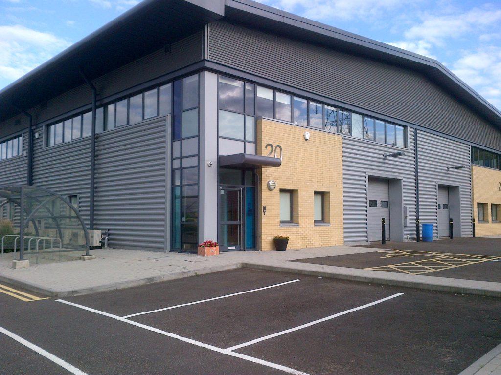 Head Office in Dartford