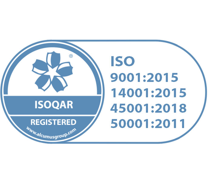 ISO 9001, 14001, 45001, 50001